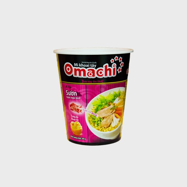 Omachi's Cup